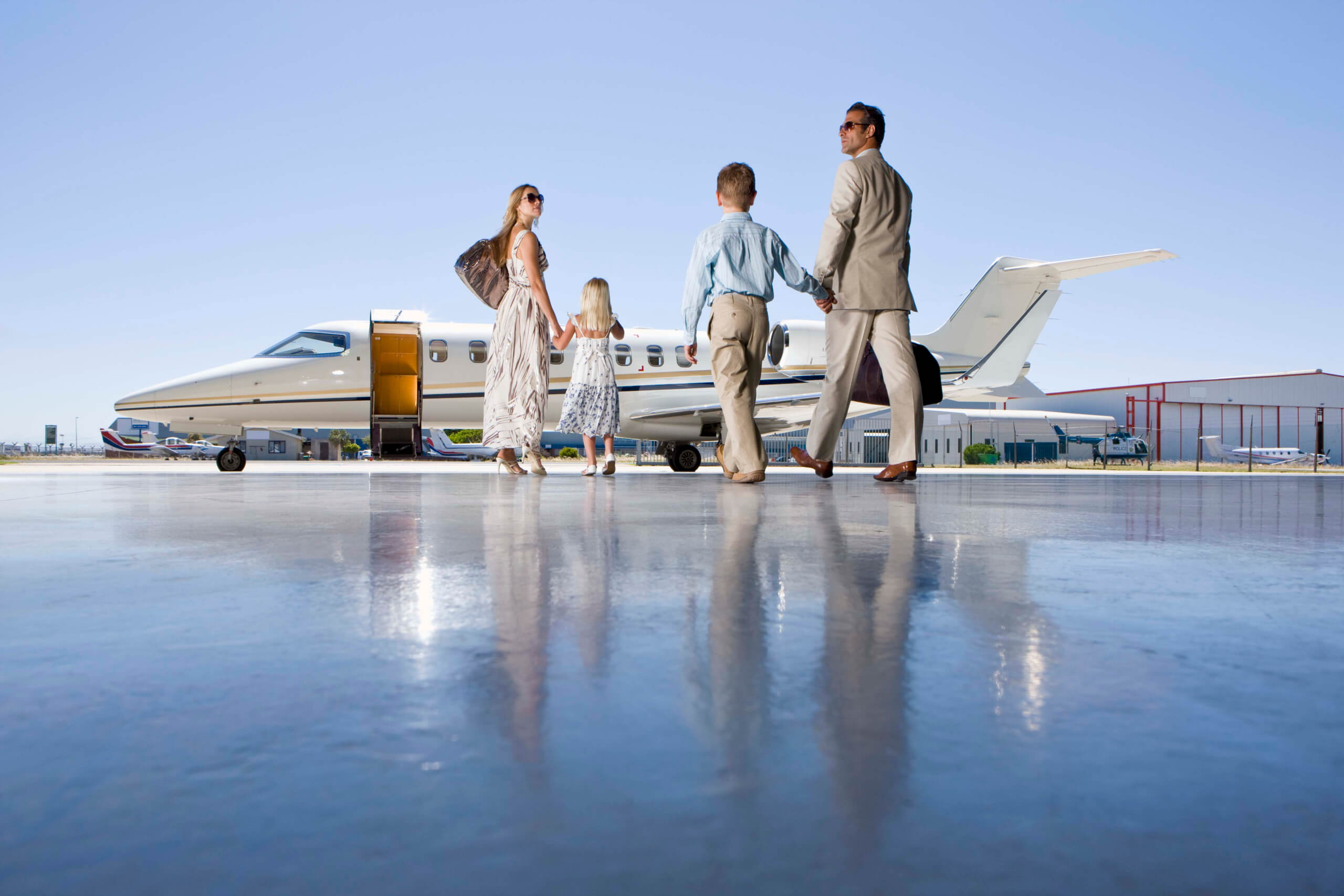 Privatejet Charter Germany